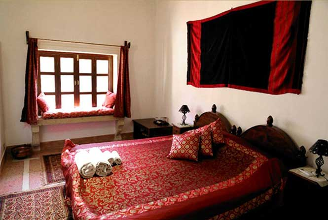 kb lodge haveli rooms