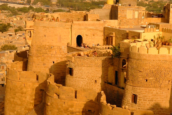 Jaisalmer Hotels Bookings