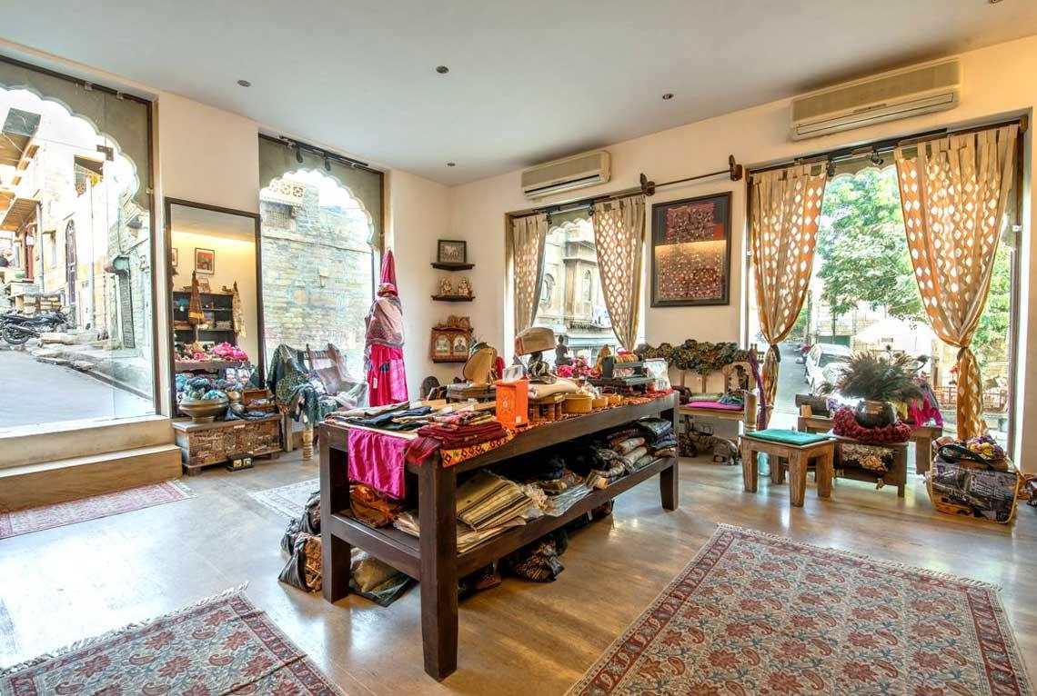 killabhawan Shopping en vue