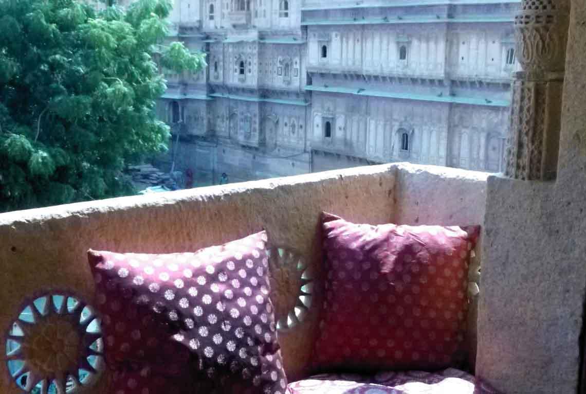 Jaisalmer City Hotel KB Lodge Haveli