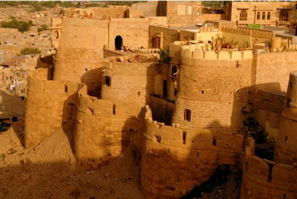 Killa Bhawan Lodge Jaisalmer India