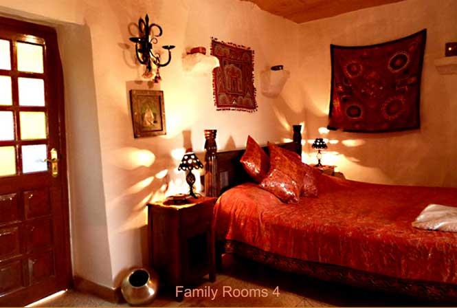 Fort Hotel Killa Bhawan non AC Family