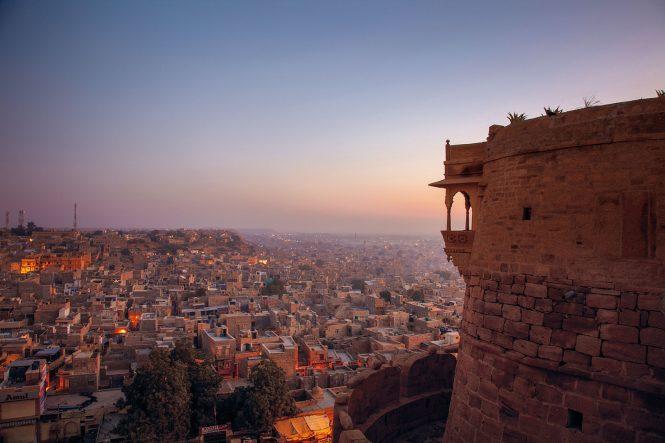Rajasthan - Killa Bhawan - Destinasian