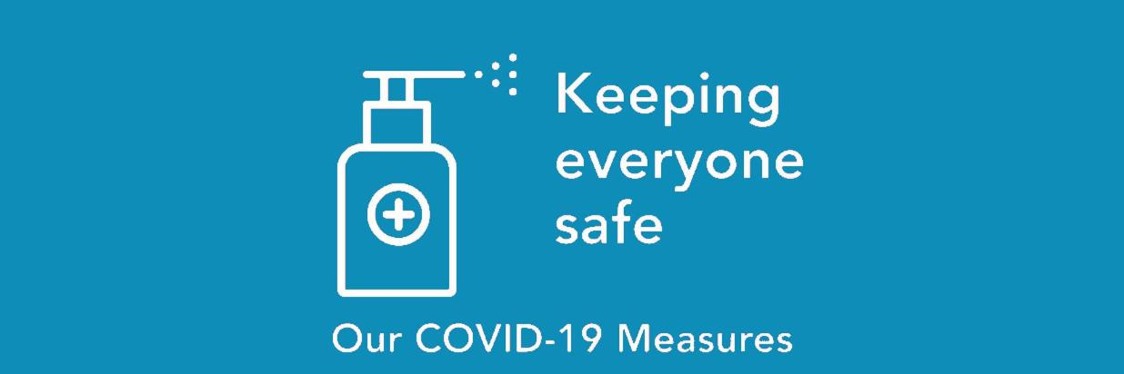 Hotel Killa Bhawan - Safety measures Covid-19